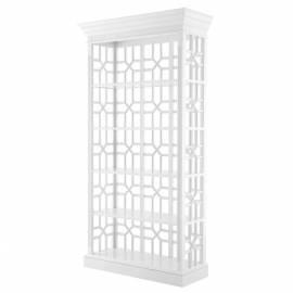 Витрина-шкаф Eichholtz Colliers White 111391