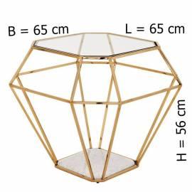 Приставной столик Eichholtz Asscher 109112