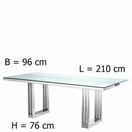 Обеденный стол Eichholtz Garibaldi 110678