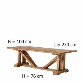 Обеденный стол Eichholtz Particulier 106674