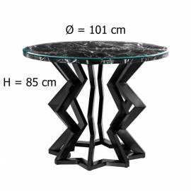 Обеденный стол Eichholtz Crinkle 110676