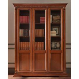 Библиотека 3-х дверная Palazzo Ducale Ciliegio Prama