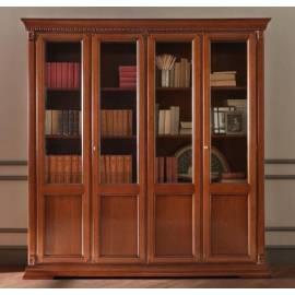 Библиотека 4-дверная Palazzo Ducale Ciliegio Prama by Bakokko; 71CI04LB