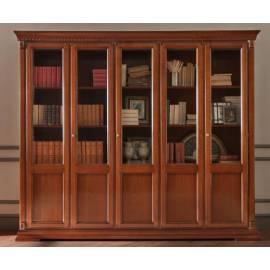 Библиотека 5-дверная Palazzo Ducale Ciliegio Prama by Bakokko; 71CI05LB