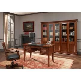 Письменный стол с 4-мя ящиками Palazzo Ducale Ciliegio Prama