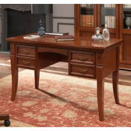 Письменный стол с 4-мя ящиками Palazzo Ducale Ciliegio Prama by Bakokko; 71CI03SR