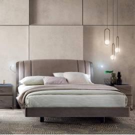 Кровать Camelgroup Maia TRENDY 180x200, экокожа NABUK COL.12