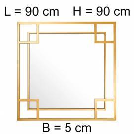 Зеркало  Eichholtz Morris 109855