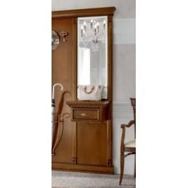 Зеркало для стеновой панели 40 см Palazzo Ducale Ciliegio Prama