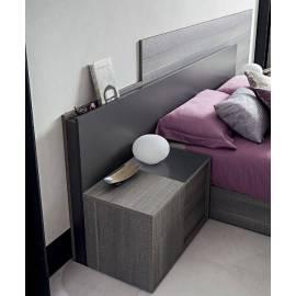 Кровать 160х200 Status Futura Grey