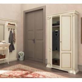 Шкаф 2-х дверный для одежды Palazzo Ducale Laccato Prama 71BO40