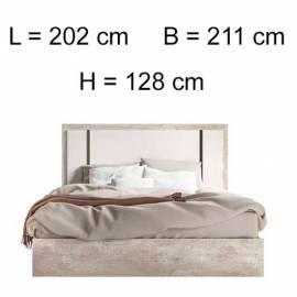 Кровать 160х200 Status Treviso Grey