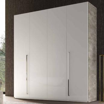 Шкаф 5 дверей Status Treviso Grey