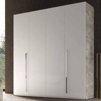 Шкаф 3-дверный Status Treviso Grey