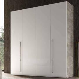 Шкаф 2-дверный Status Treviso Grey