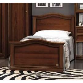 Кровать Nostalgia Gendarme Camelgroup 120х200 без ковки с изножьем