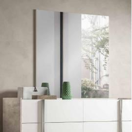 Зеркало малое Status Treviso Grey