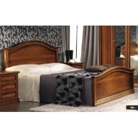 Кровать Nostalgia Gendarme Camelgroup 160х200 без ковки с изножьем 085LET.01NO