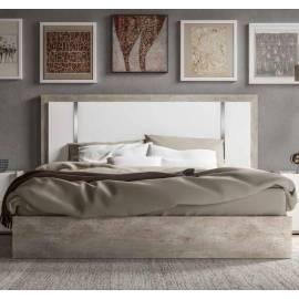 Кровать 160х203 Status Treviso Grey