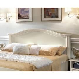Кровать Nostalgia Camelgroup Bianco Antico 160х200 без ковки с изножьем