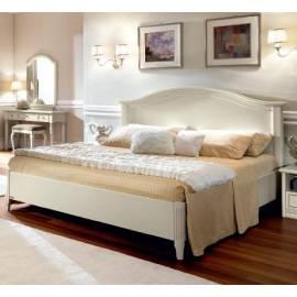 Кровать Nostalgia Camelgroup Bianco Antico 160х200 без ковки без изножья