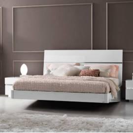 Кровать 154x203 Status Caprice White Queen Size