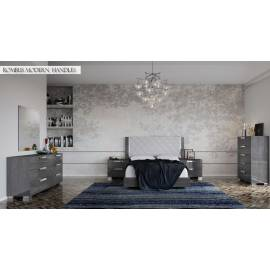 Спальня Status Sarah Grey Birch, Италия