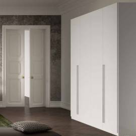 Шкаф 4-дверный Status Aura White