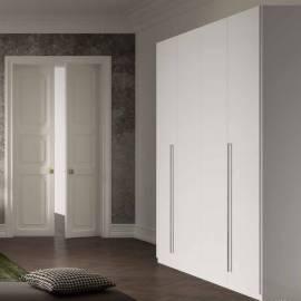 Шкаф 5-дверный Status Aura White