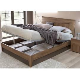 Кровать Storm Luna 160 см с ящиком коллекции Storm Camelgroup