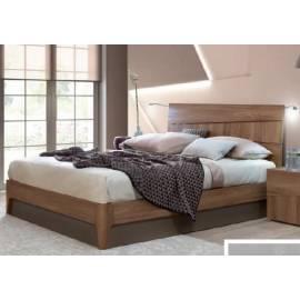 Кровать Storm 180 коллекции Storm Camelgroup с контейнером