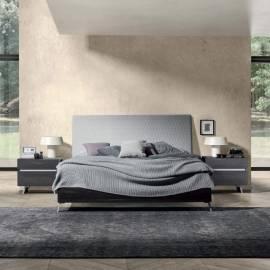 Кровать 154x203 Status Star с мягким изголовьем