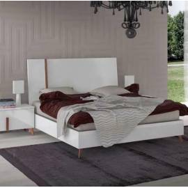 Кровать 154х203 Status Vega White без обивки