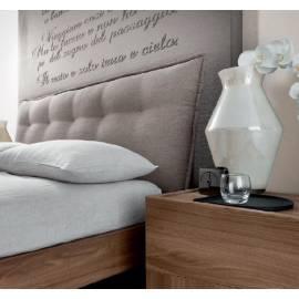 Кровать Soft 160 коллекции Storm Camelgroup с контейнером