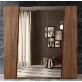 Шкаф 5-и с зеркалами дверный Storm Camelgroup
