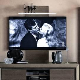 Панель ТВ Camelgroup Elite с подсветкой LED и стеклянной полкой