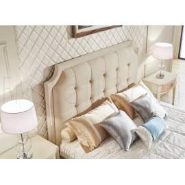 Кровать с решеткой 180х200 см Fratelli Barri Modena FB.BD.MD.1