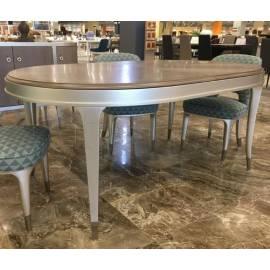 Обеденный стол 182/232 Fratelli Barri Modena FB.DT.MD.660 раздвижной овальный