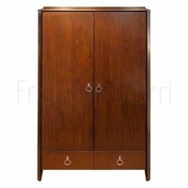 Шкаф 2-дверный Fratelli Barri Mestre, Вишня, FB.WR.MES.26