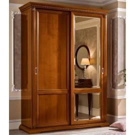 Зеркала на дверь шкафа-купе maxi Treviso night Camelgroup