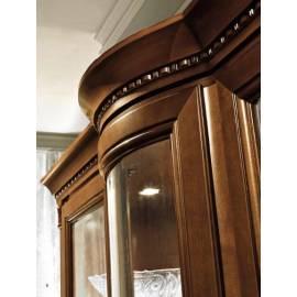 Витрина 3 дверная с базой и дверями Treviso Day Camelgroup