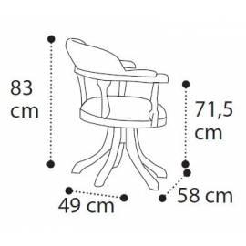 Рабочее кресло Treviso Day Camelgroup