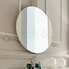 Зеркало Fratelli Barri Rimini, белый глянец, FB.MR.RIM.224