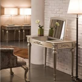 Туалетный столик Fratelli Barri Rimini, серебро FB.LDT.RIM.160