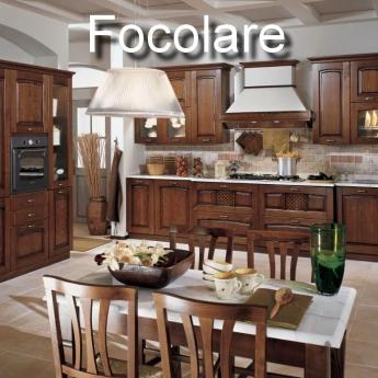 Кухня Stosa Cucine Focolare, Италия