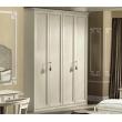 Шкаф 1-дверный низкий Nostalgia Bianco Antico CamelgroupШкаф 1-дверный низкий Nostalgia Bianco Antico Camelgroup - Фото 3