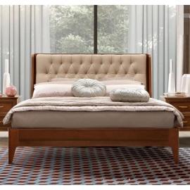 Кровать 180x200 Camelgroup Giotto (Орех) с подъемным механизмом 157LET.04NO
