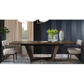 Обеденный стол 208/262х108 Alf Group Accademia раскладной PJAC0618RT