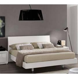Кровать Dama 180 коллекции Dama Bianca Camelgroup с контейнером Praktik
