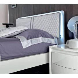 Кровать Vanity Rombi 180 см с контейнером коллекции Dama Bianca Camelgroup